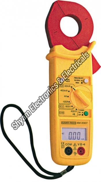 Digital Leakage Current Clamp Meter