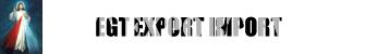EGT EXPORT IMPORT