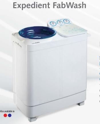 Lloyd Semi Automatic Washing Machine