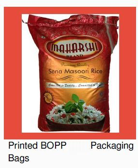 BOPP Packaging Bags