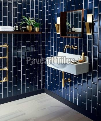 Royal Blue Wall Tiles