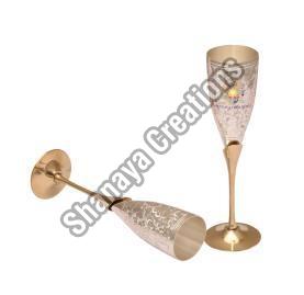 Brass Glasses