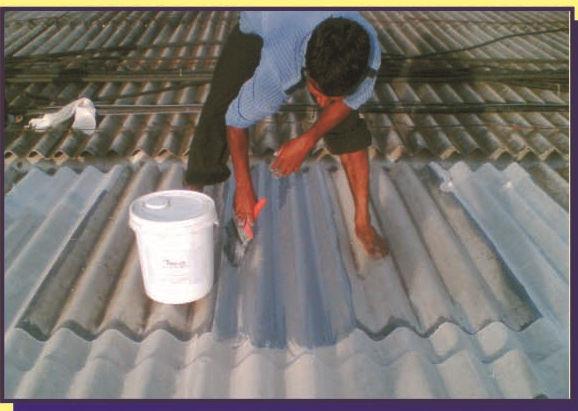 AC Sheet Repairing