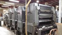 Sheet Fed Offset Machines