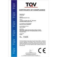 TQV Certificate