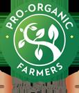 Pro organic farmers