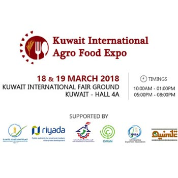 Kuwait International Agro Food Expo 2018