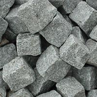 Grey Granite Cobblestones