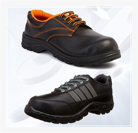 Industrial Footwear,Security Guard Shoes Manufacturers in India