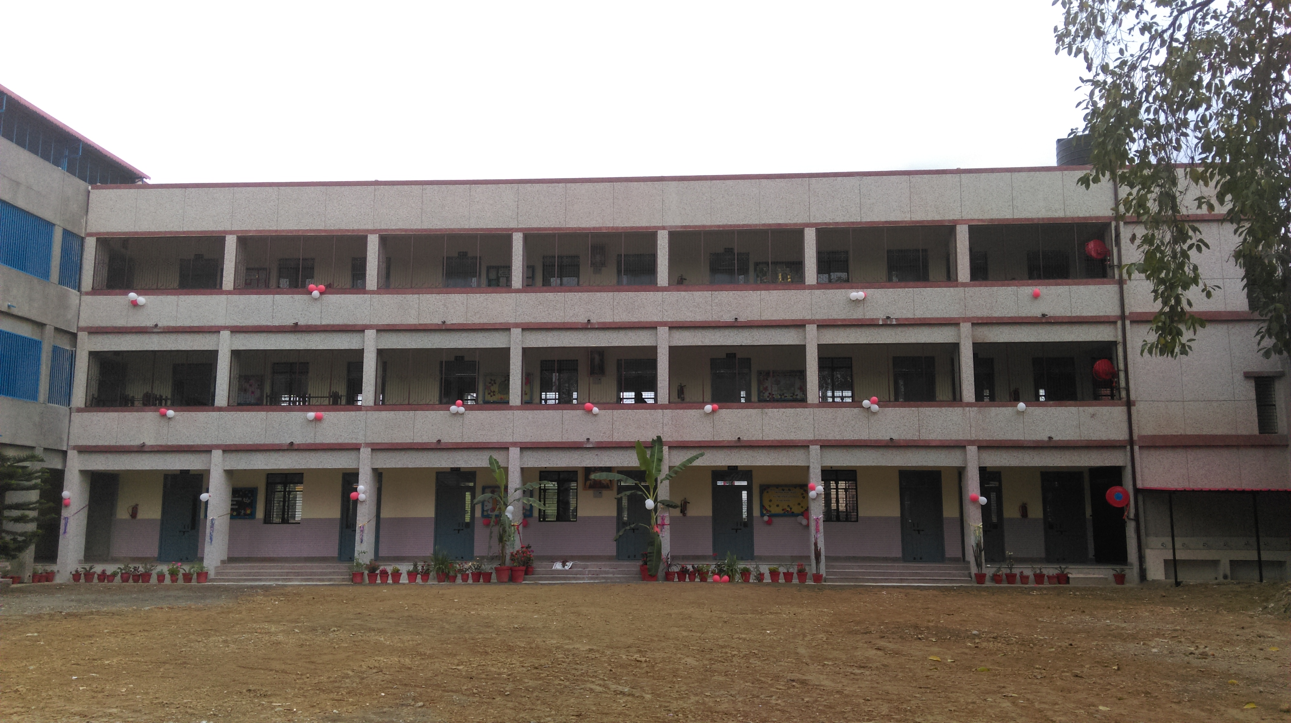 St, Marys School at Dehradun, Uttarakhand