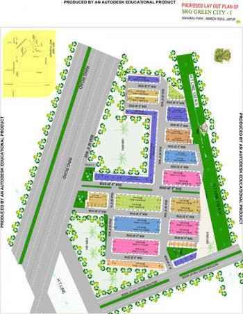 SRG Green City – 1ST