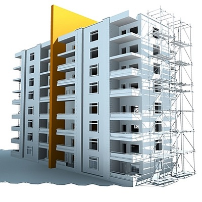 Building Construction in Karegaon Road