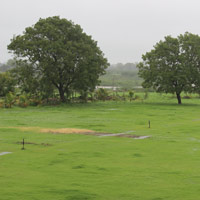 View During Monsoons