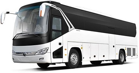 A/C Delux 27 Seater Coach