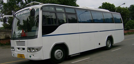 A/C Delux 40 Seater Coach
