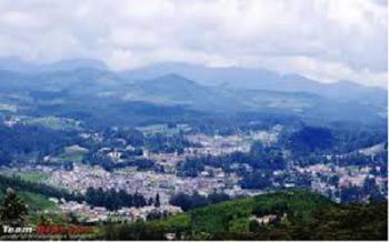 Kodai City View