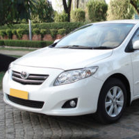 Toyota Corolla Altis-4+ 1 Seater