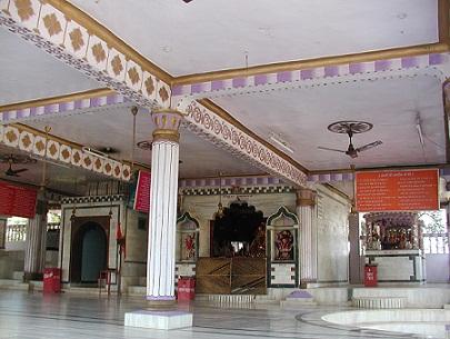 Ambamai Temple: