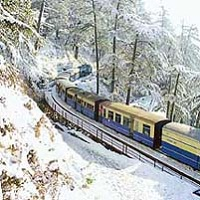 Rail Ticketing Services in Indore