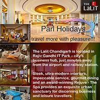 Lalit Hotel Chandigarh