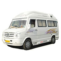 Tempo Traveller 12 Seater