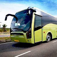 Volvo Bus Ticketing in Shimla
