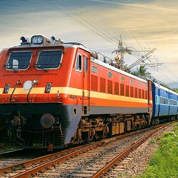 Railway Ticket Booking in Jhansi