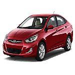 Car Type: Hyundai Accent - Family Car