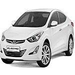 Car Type: Hyundai Elantra - Family Car