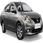 Car Type: Nissan Almera - Family Car