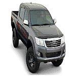 Car Type: Toyota Hilux - 4 x 4