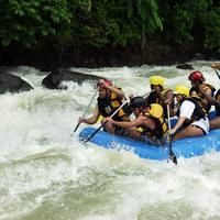 Rafting in Teesta River