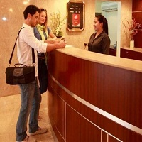 Hotel Booking in New Friends Colony