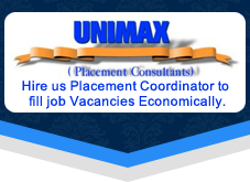 UNIMAX ( Placement Coordinator)