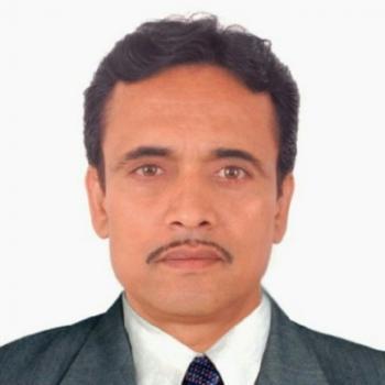Mr. Anil Deshmukh (Plant Head at Dubai)