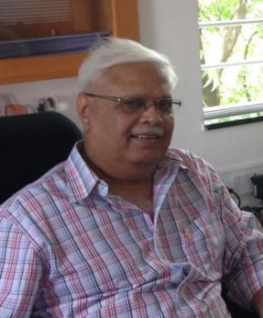 Mr. Shailendra Goswami , Chairman & Managing Director
