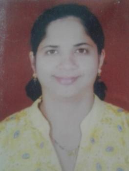 Ms. Rama Ghanekar(Joined as HR Executive)