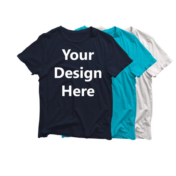 customised t shirts