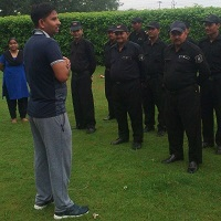 Security Training in UP & Haryana