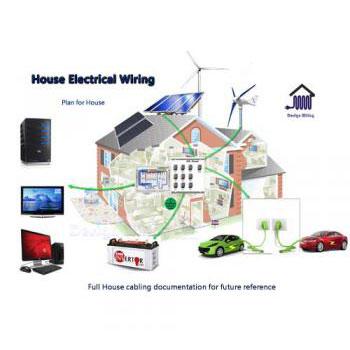 Electrical Wiring Work Contractor in Rajkot