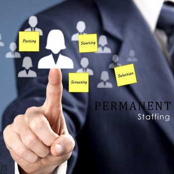 Permanent Staffing Solution in Delhi/NCR