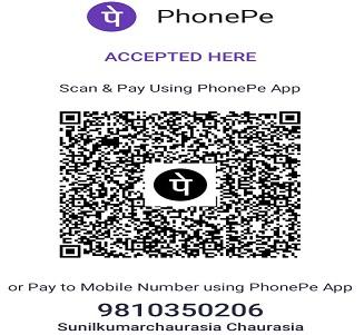 PhonePe Barcode