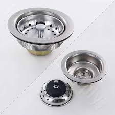 Installing Your Sink Strainer