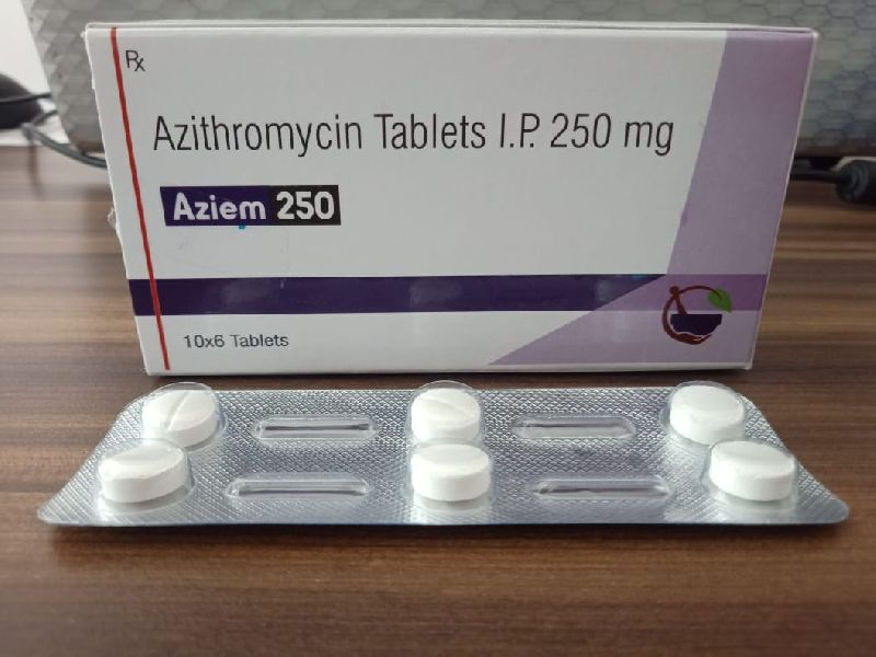 Things to Know About Azithromycin Tablets