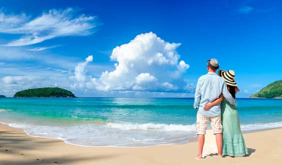 Honeymoon Package in Andaman-Ideal for Newly Wed Couples