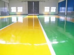 Advantages Of Using Epoxy Floor Coating For Commercial Use