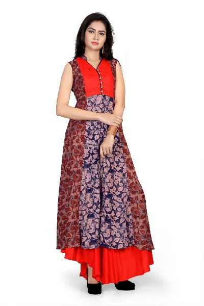 The never-ending trend of long kurtis