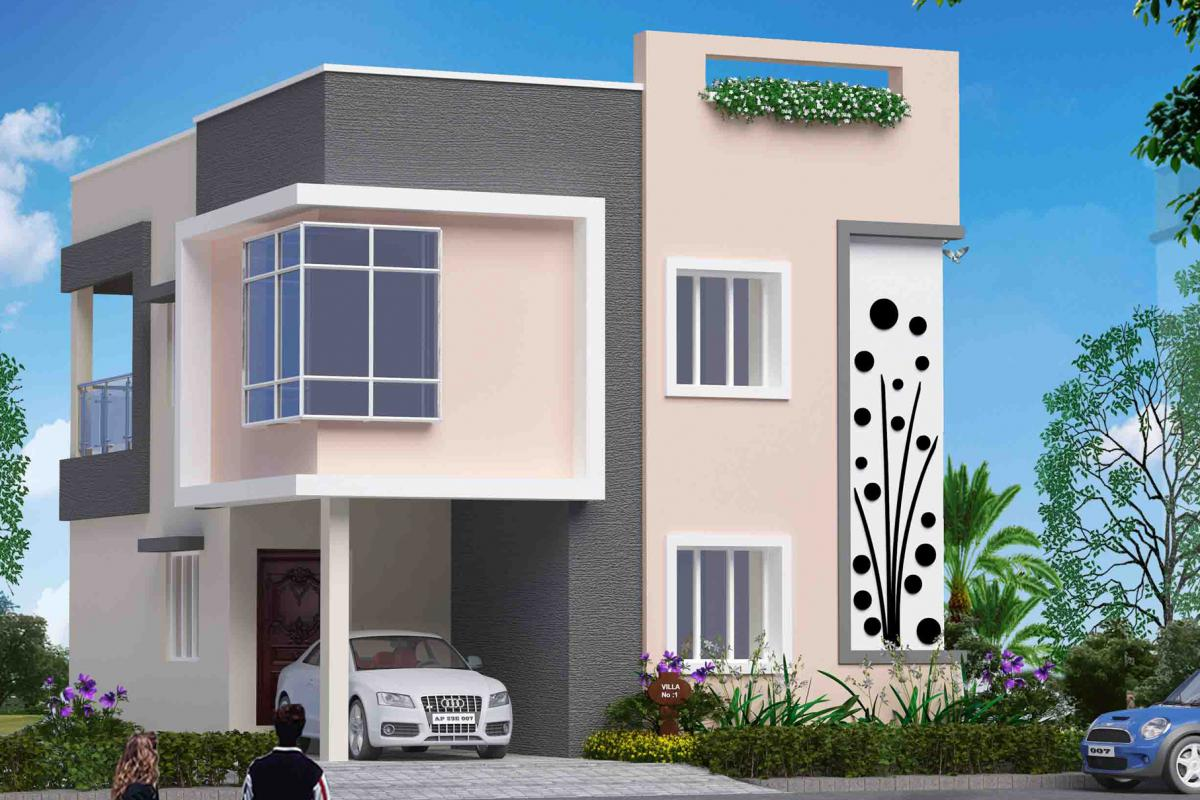 Duplex Luxury Villas