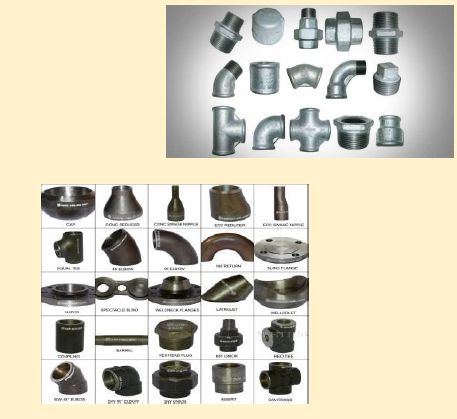 Allowable & Galvanized Iron Pipe Fittings – Trusted name for all the pipe fitting needs